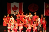 10.六七年级联合歌伴舞《拜新年》