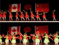 15.舞蹈小班表演《快乐的节日》
