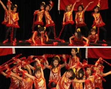 16.舞蹈大班现代舞《大眼睛》