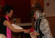 6.Saskatoon多元文化协会理事 Ms.Nafiseh Zamani